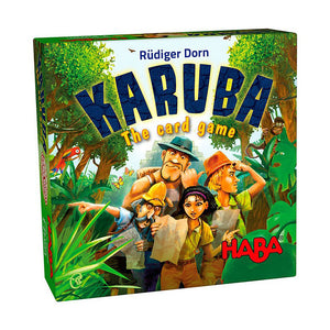 Karuba: The Card Game - Front