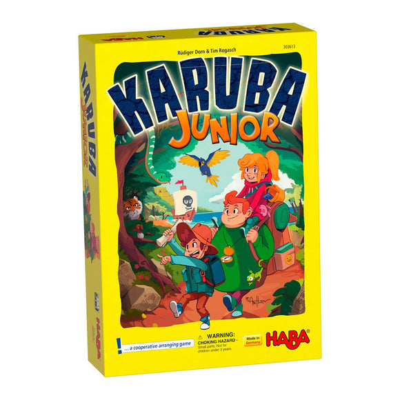 Karuba Junior - Front