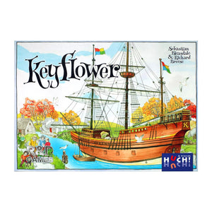 Keyflower - Front