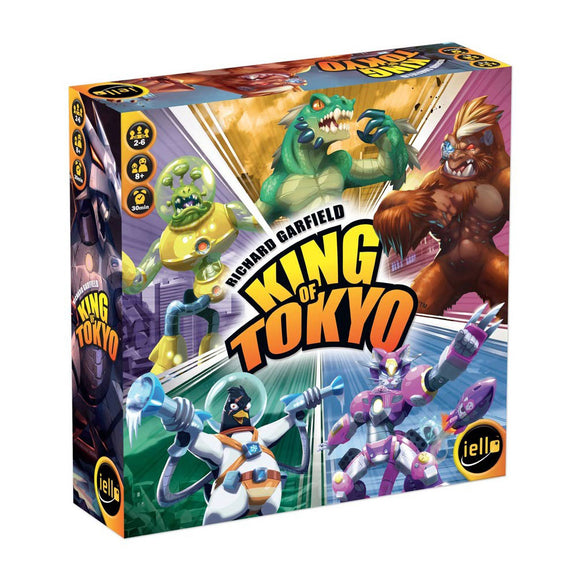 King of Tokyo - Front