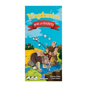 Kingdomino: Age of Giants Expansion - Front