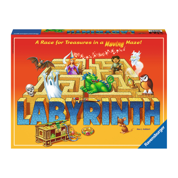 Labyrinth - Front