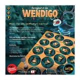 The Legend of the Wendingo - Back