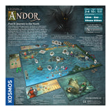 Legends of Andor: Journey to the North - Back