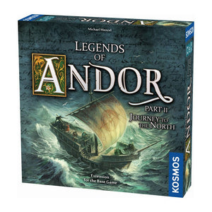 Legends of Andor: Journey to the North - Front