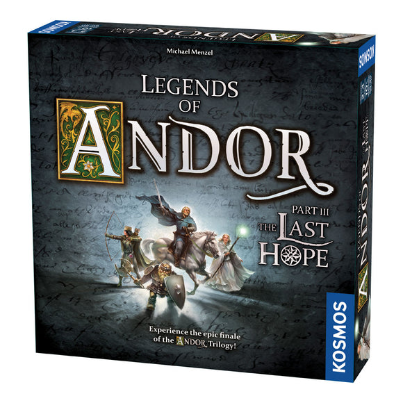Legends of Andor: The Last Hope - Front