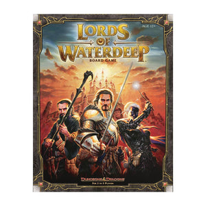 Lords of Waterdeep - Front