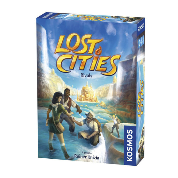 Lost Cities: Rivals - Front