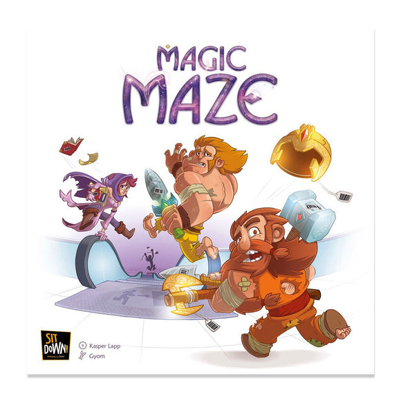 Magic Maze - Front