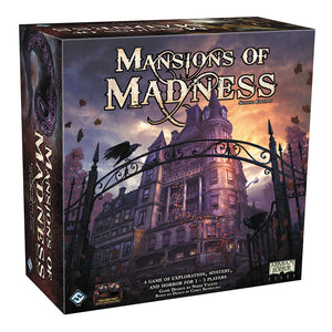 Mansions of Madness: Second Edition - Front