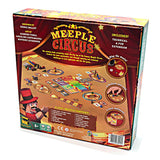 Meeple Circus - Back