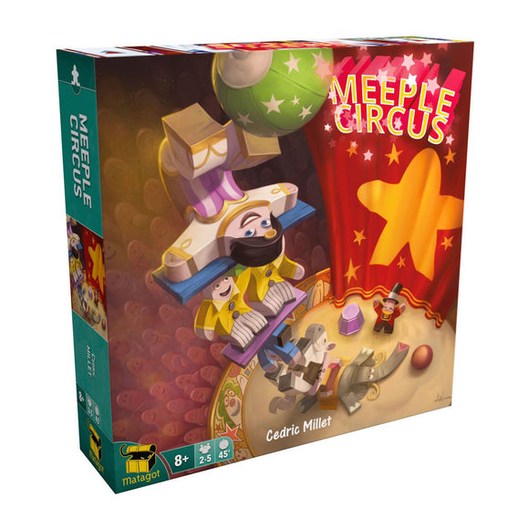 Meeple Circus - Front