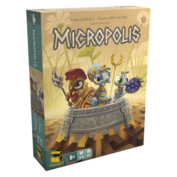 Micropolis - Front