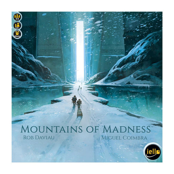 Mountains of Madness - Front