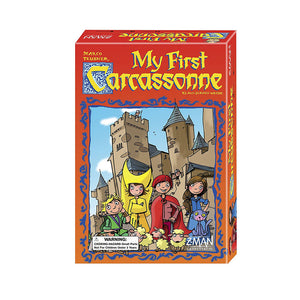 My First Carcassonne - Front