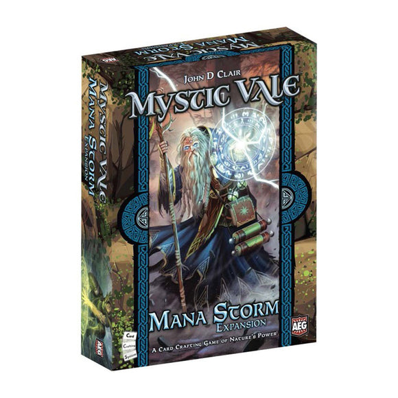 Mystic Vale: Mana Storm Expansion - Front