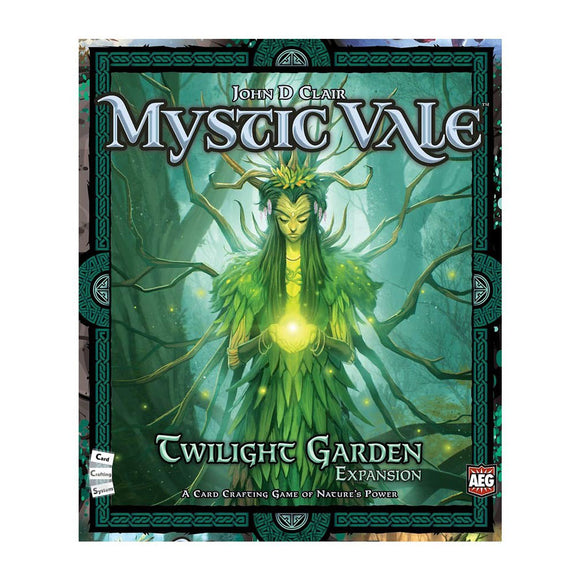 Mystic Vale: Twilight Garden Expansion - Front