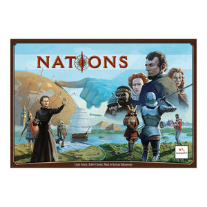 Nations - Front