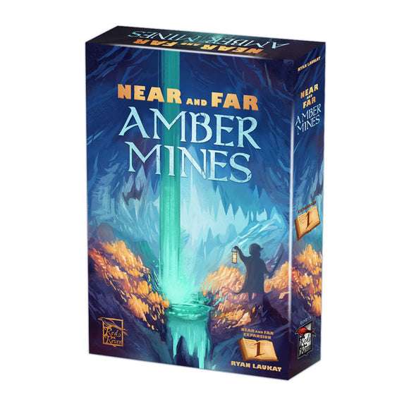 Near and Far: Amber Mines Expansion - Front