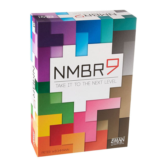 NMBR 9 - Front