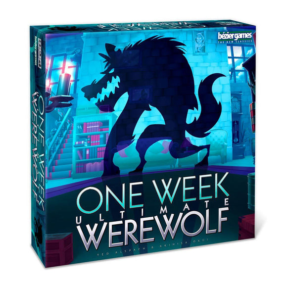 One Week Ultimate Werewolf - Front