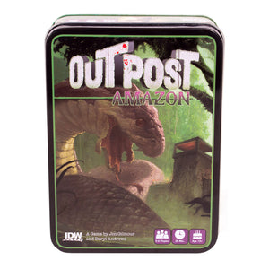 Outpost: Amazon - Front