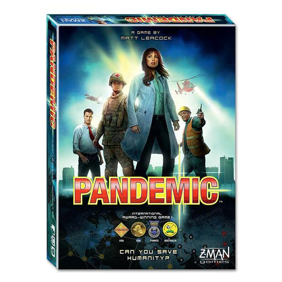 Pandemic - Front