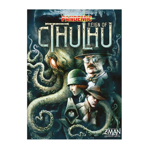 Pandemic: Reign of Cthulhu - Front
