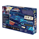 Pandemic: Legacy Season 1 - Blue - Back