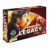 Pandemic: Legacy Season 1 - Red - Front