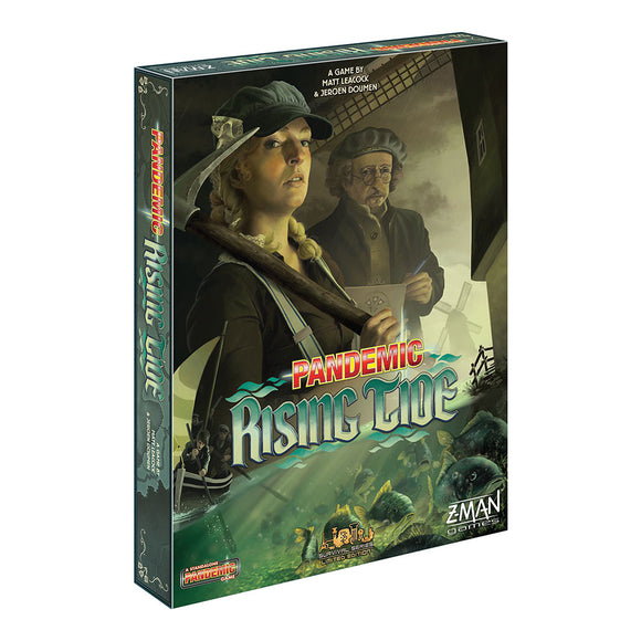 Pandemic: Rising Tide - Front