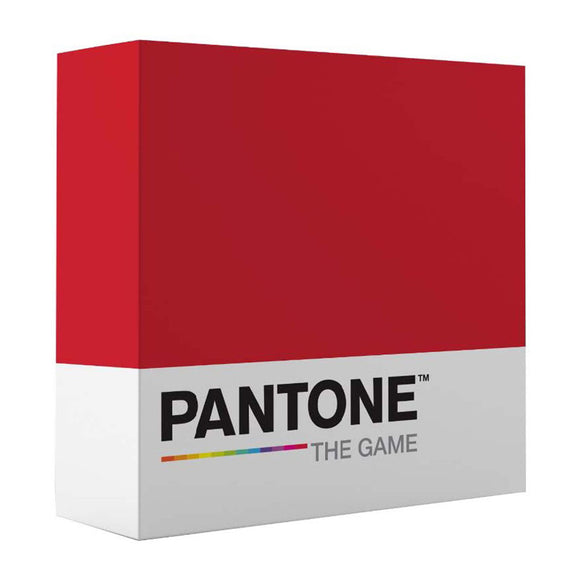 Pantone: The Game - Front