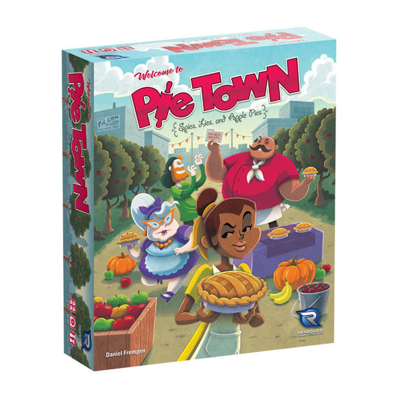 Pie Town - Front