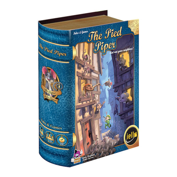 Tales & Games: The Pied Piper - Front