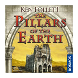 The Pillars of the Earth - Front