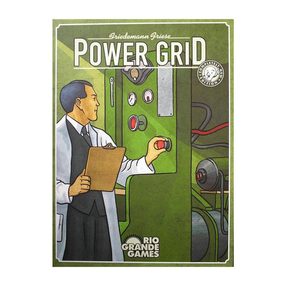 Power Grid - Front