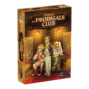 The Prodigals Club - Front