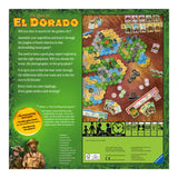 The Quest for El Dorado - Back