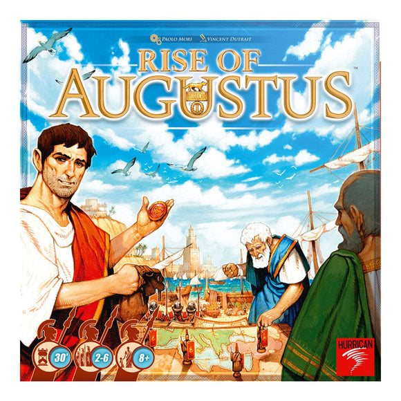 Rise of Augustus - Front