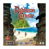 Robinson Crusoe: Adventures on the Cursed Island - Front