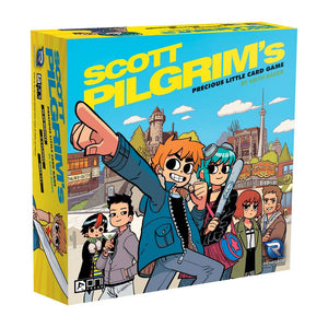 Scott Pilgrim's Precious Little Card Game - Front