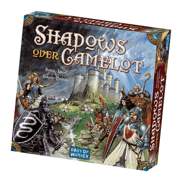 Shadows Over Camelot - Front