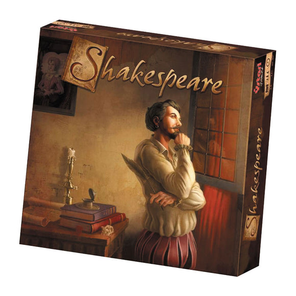 Shakespeare - Front
