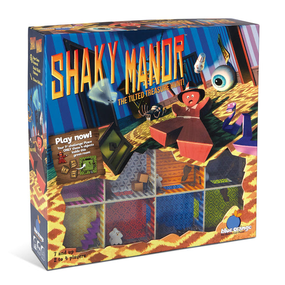 Shaky Manor - Front