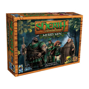Sheriff of  Nottingham: Merry Men - Front