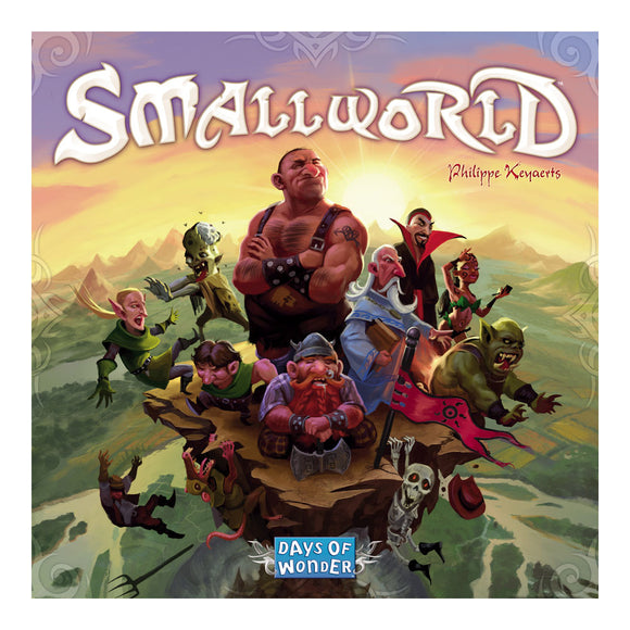 Small World - Front