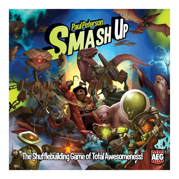 Smash Up - Front