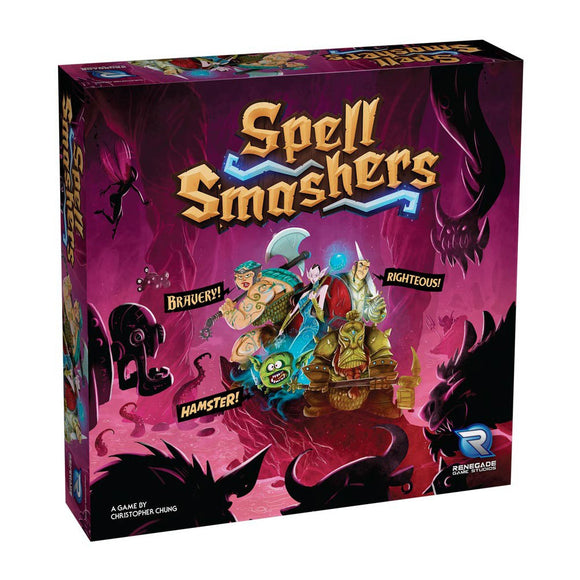 Spell Smashers - Front
