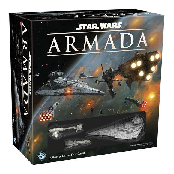 Star Wars Armada - Front