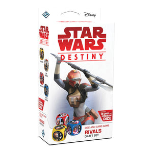 Star Wars Destiny: Rivals Draft Set - Front